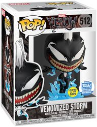 Venomized Storm (GITD) (Funko Shop Europe) Vinyl Figure 512