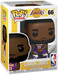 Los Angeles Lakers - Lebron James Vinyl Figur 66