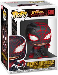 Maximum Venom - Venomized Miles Morales Vinyl Figur 600