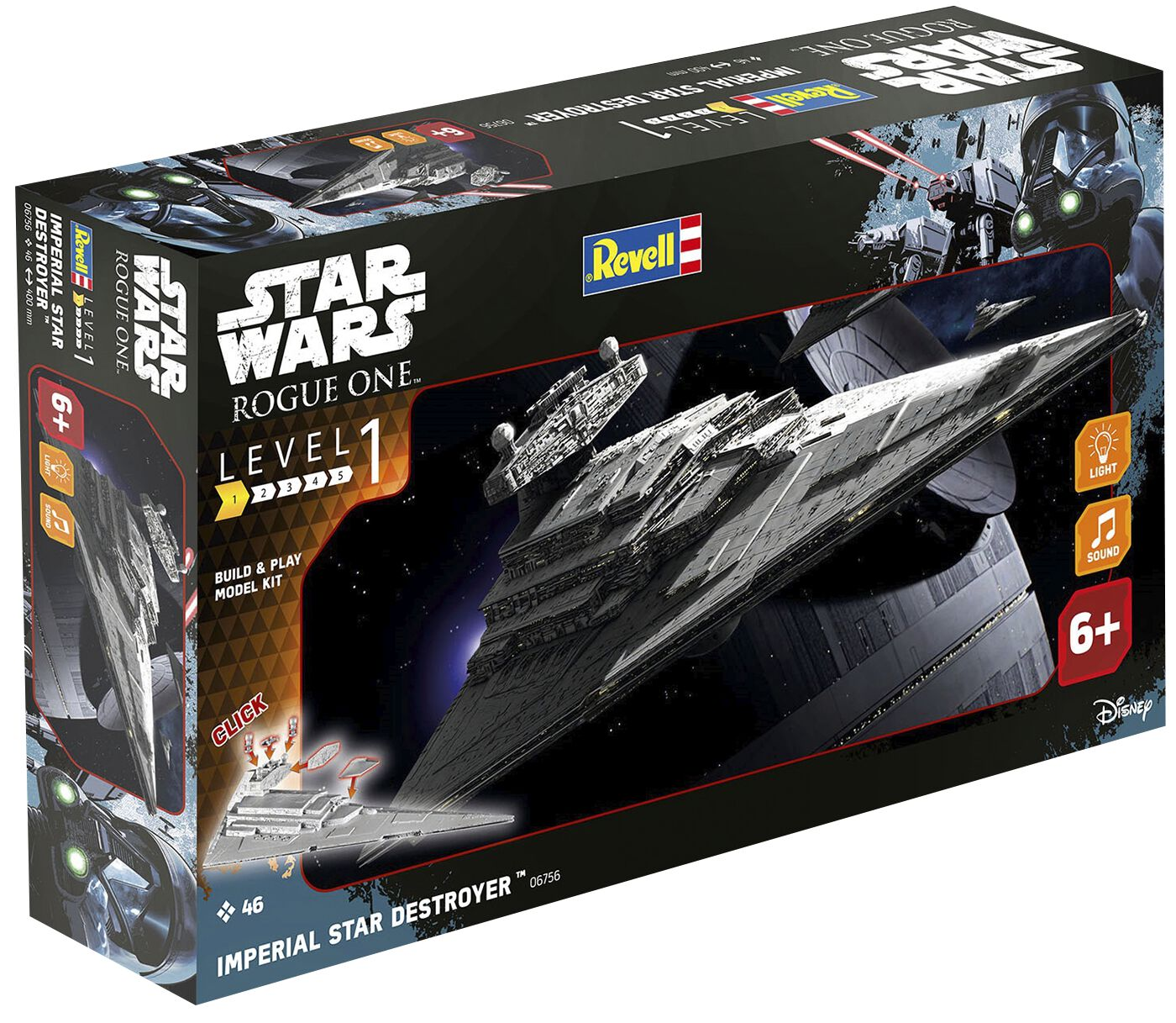 Revell  Build And Play Star Wars Rogue One