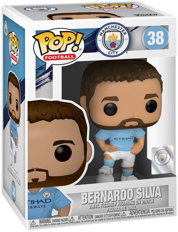 Football Manchester City - Bernardo Silva Vinyl Figur 38