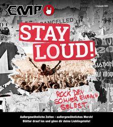 EMP Magazin Ausgabe Music unisex Schweiz 02 2020