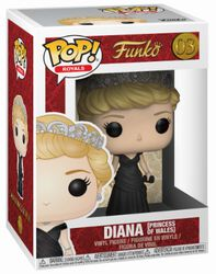 Diana (Princess of Wales) (Chase Edition möglich) Vinyl Figure 03