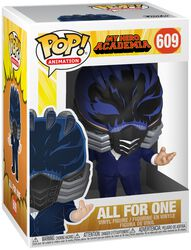 All For One Vinyl Figure 609