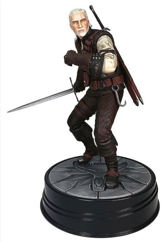 3 - Wild Hunt - Geralt Manticore