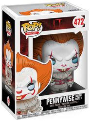 Pennywise (with Boat) (Chase ist möglich) Vinyl Figure 472