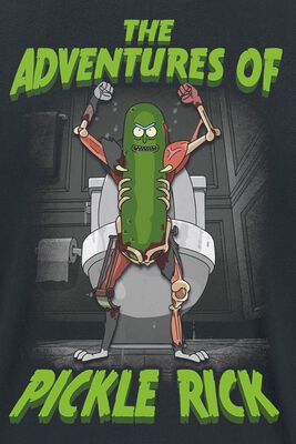 The Adventures Of Pickle Rick