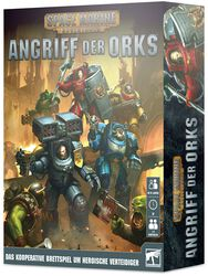 Space Marine Adventures - Angriff der Orks