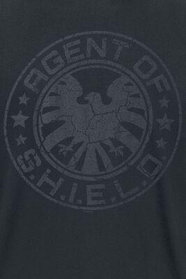 Shield Beaten Circle