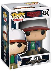 Dustin Vinyl Figure 424