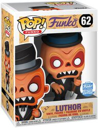 Fantastik Plastik Luthor (Funko Shop Europe) Vinyl Figur 62