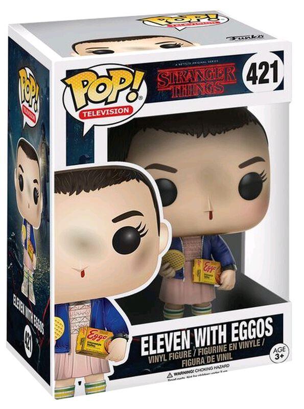 Eleven with Eggos (Chase Edition möglich) Vinyl Figure 421