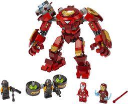 76164 - Iron Man Hulkbuster vs. A.I.M.-Agent