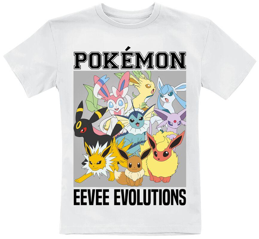 Kids - Eevee Evolutions