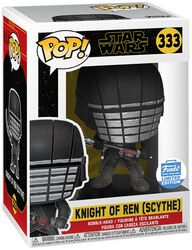 Episode 9 - Der Aufstieg Skywalkers - Knight of Ren (Scythe) (Funko Shop Europe) Vinyl Figure 333
