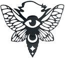 Mystic Moth Hoops