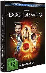 Fünfter Doktor - Feuerplanet