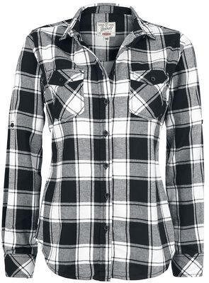 Amy Flanell Checkshirt