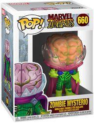 Zombies - Zombie Mysterio Vinyl Figur 660