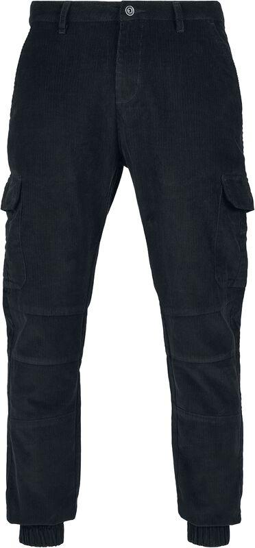 Corduroy Cargo Jogging Pants