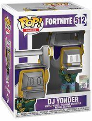 DJ Yonder Vinyl Figure 512