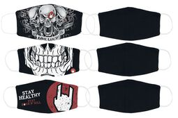 Mask Bundle Small Size - 3er Bundle als Doppelpack
