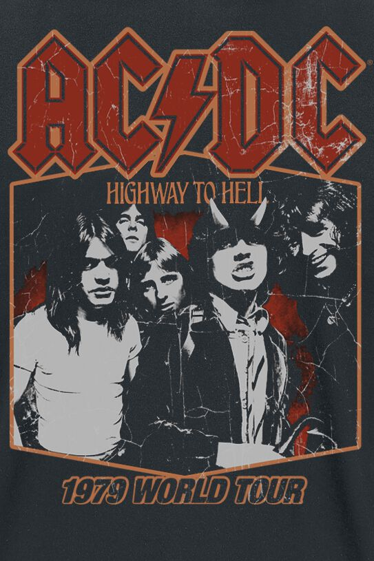 Highway To Hell Tour 79