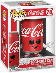 Cola Can Vinyl Figur 78