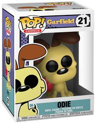 Garfield Odie Vinyl Figure 21