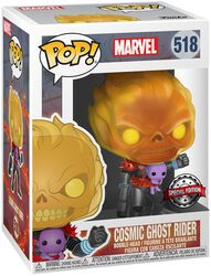Cosmic Ghost Rider Vinyl Figure 518