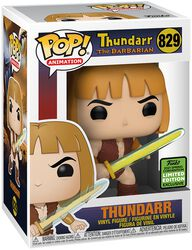 ECCC 2021 - Thundarr (Funko Shop Europe) Vinyl Figur 829
