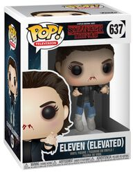 Eleven (Elevated) Vinyl Figur 637