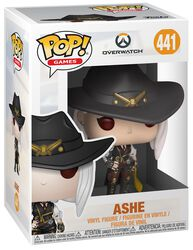 Ashe Vinyl Figure  441
