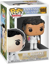 Mr. Roarke Vinyl Figur 988