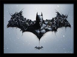 Batman Arkham Origins - Logo
