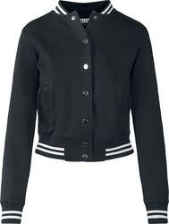 Ladies College Sweat Jacket