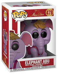 Elephant Abu Vinyl Figure 478