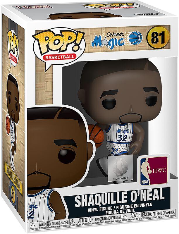 Orlando Magic - Shaquille O'Neal Vinyl Figur 81