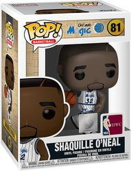 Orlando Magic - Shaquille O'Neal Vinyl Figur 81