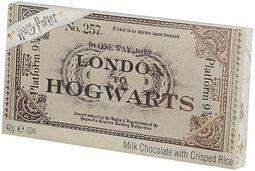 Ticket - Milchschokolade Puffreis