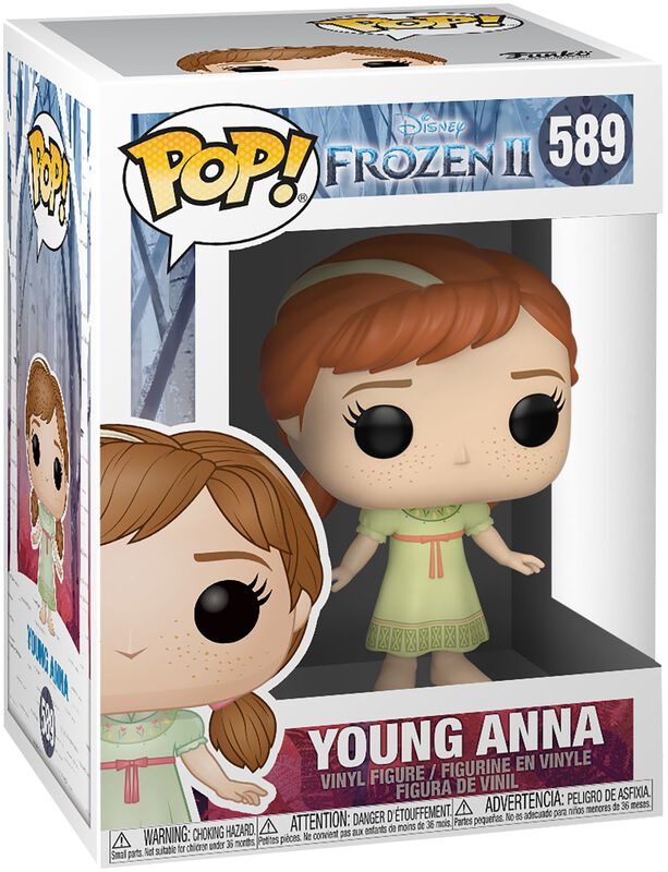 Young Anna Vinyl Figure 589