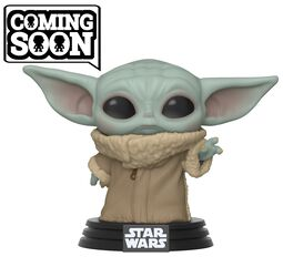 The Mandalorian - The Child (Baby Yoda) Vinyl Figur