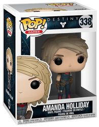 Amanda Holliday Vinyl Figure 338
