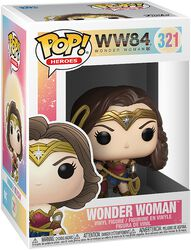 1984 - Wonder Woman Vinyl Figur 321