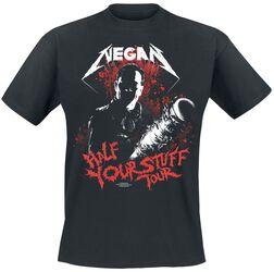 Negan - Half You Stuff Tour