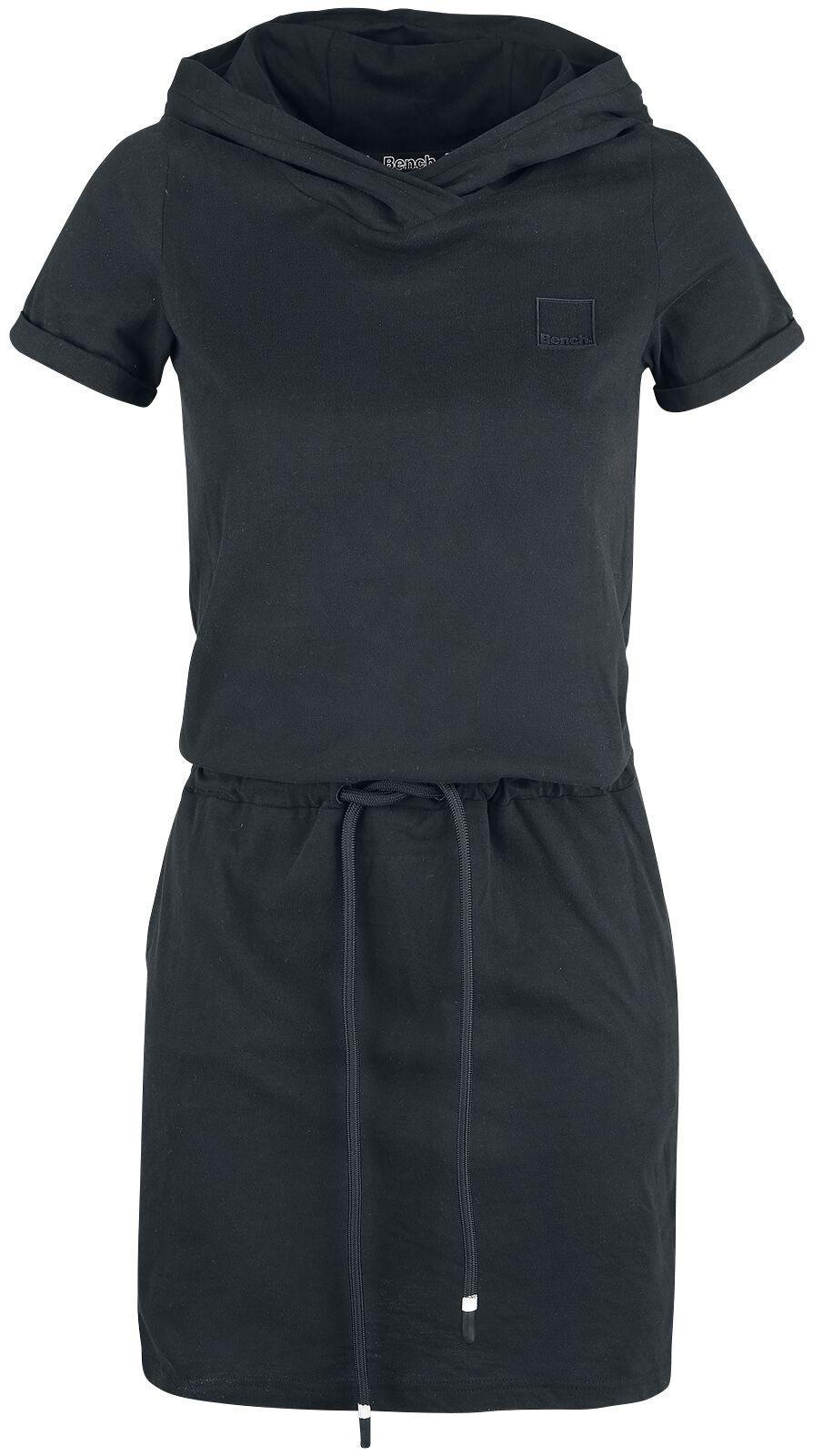 Hoody Jersey Dress   Bench Mittellanges Kleid   EMP be2015891c