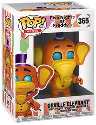 Orville Elephant Vinyl Figure 365