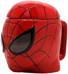 3D Tasse mit Deckel