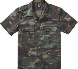 US Hemd 1/2 Arm