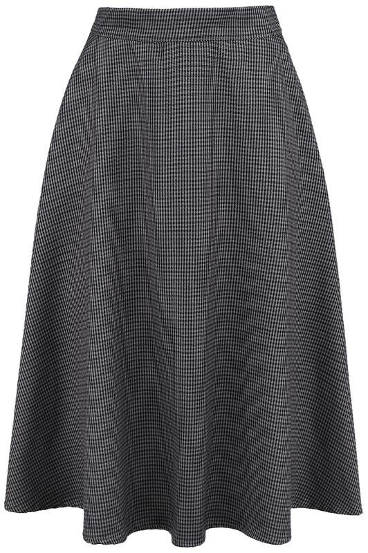 Cute Check Mate Skirt